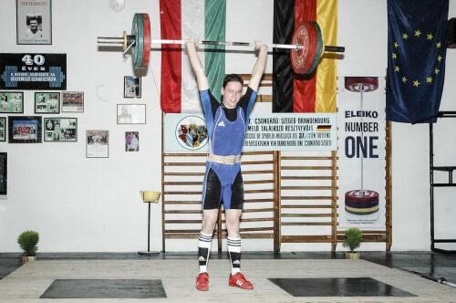 F. Gierke 98 kg