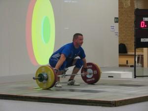 Jan Schulze Reissen 107 kg